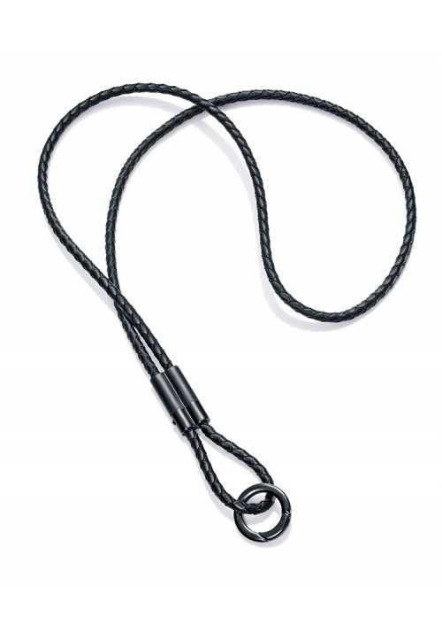 VICEROY LEATHER KEY RING REF. 75005C09010